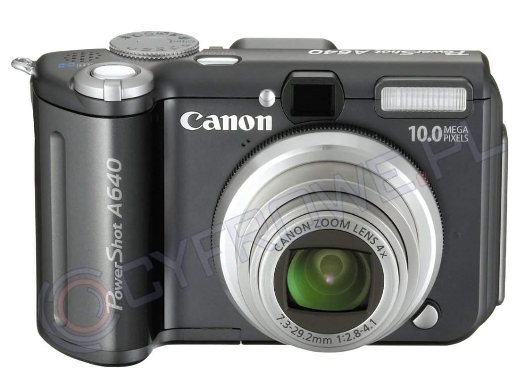 Драйвер Для Фотоаппарата Canon A630