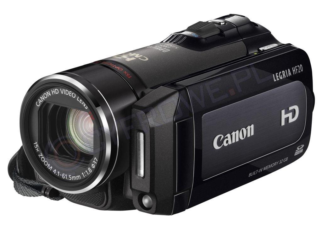 HD-videokamera pilot