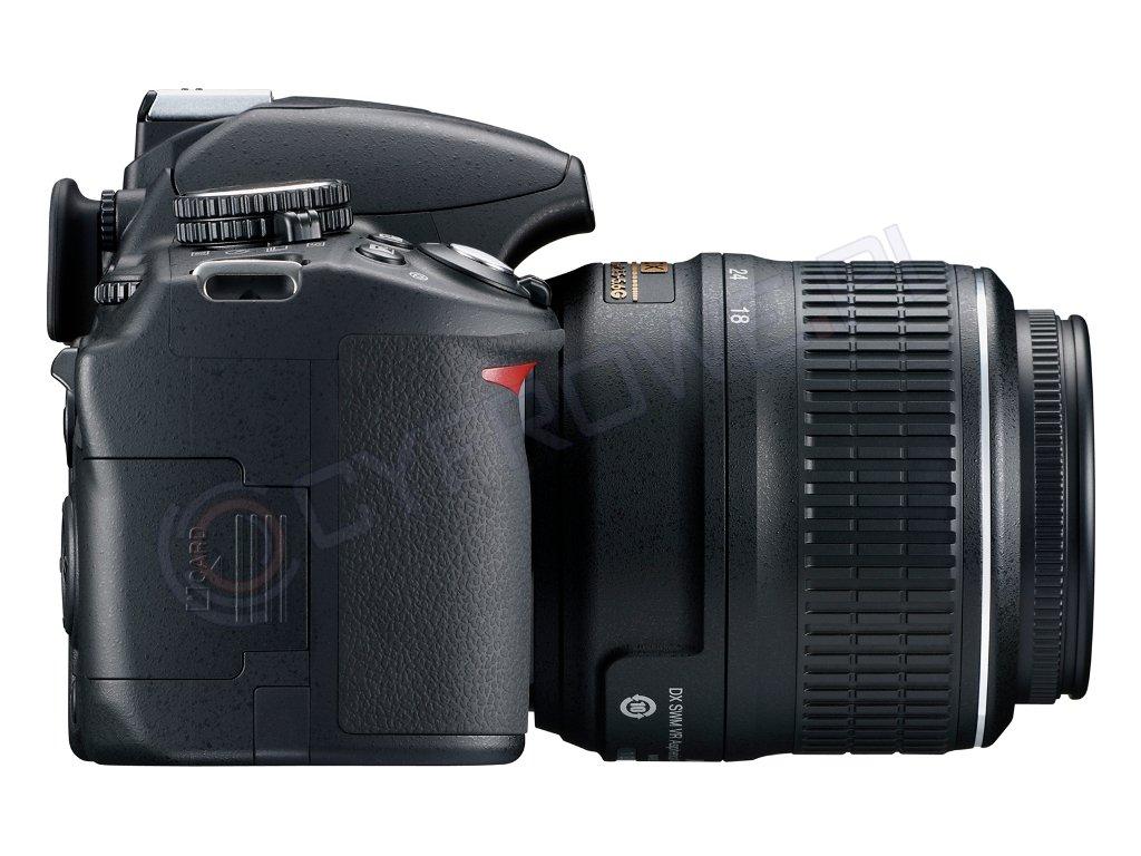Nikon d3000 kit отзывы 4