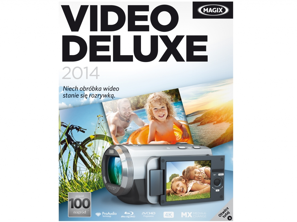 magix video deluxe 2014 pl oprogramowanie video sklep internetowy. Black Bedroom Furniture Sets. Home Design Ideas