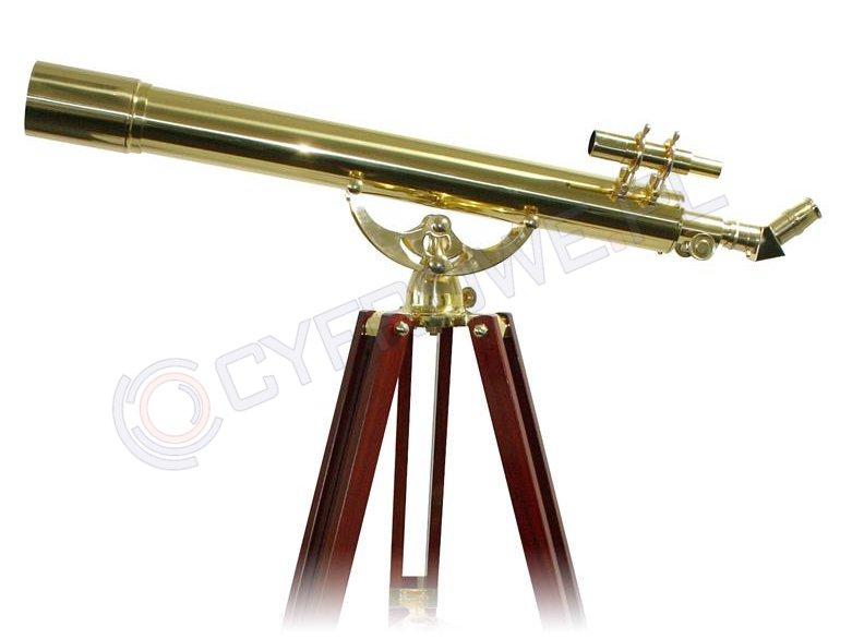 Omegon messing 28x80 for Acheter miroir telescope