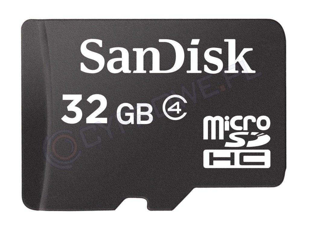 Karta pamięci sandisk microsdhc 32 gb