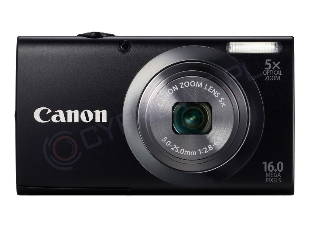 Archiwum produkt w canon powershot a2300 czarny for Macchina fotografica compatta