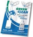 Green Clean zestaw szpatułek mokra/sucha do pełnoklatkowej matrycy 25 szt.