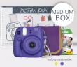 FujiFilm INSTAX MEDIUM BOX 2017 fioletowy