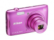 Nikon Coolpix S3700 różowy