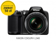 Nikon Coolpix L340 CASHBACK