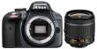 Nikon D3300 + AF-P 18-55 VR szary