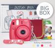 FujiFilm INSTAX BIG BOX 2017 malinowy