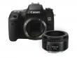 Canon EOS 760D + ob. 50 STM + poradnik w odcinkach