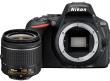 Nikon D5500 + AF-P 18-55 VR czarny