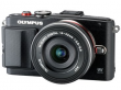 OlympusE-PL6 Expression Kit czarny + ob. 14-42 ED czarny + Karta Flash Air 8 GB SD