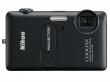 Nikon Coolpix S1200pj czarny