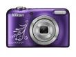 Nikon Coolpix L31 fioletowy z grafiką