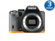Pentax K-S2 czarno pomarańczowy + ob. 18-135WR