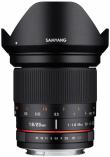 Samyang 20 mm f/1.8 / Pentax K