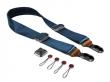 Peak Design Pasek na szyję SLIDE - szeroki kolor Tallac/morski