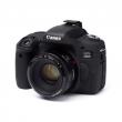 EasyCover osłona gumowa dla Canon 760D czarna