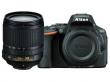 Nikon D5500 czarny + ob. 18-105 VR