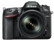 Nikon D7200 + ob. 18-105 VR