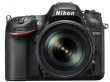 Nikon D7200 + ob. 18-105 VR + karta Sandisk 16 GB 80MB/s GRATIS