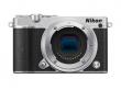 Nikon 1 J5 + ob. 10-100mm VR srebrny