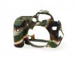 EasyCover osłona gumowa dla Canon 70D camouflage