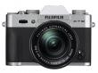 FujiFilm X-T10 srebrny + ob. XC 16-50mm CASHBACK 215 PLN