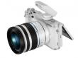 Samsung NX300M biały + ob.18-55 OIS i-Function + SEF-8A