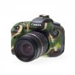 EasyCover osłona gumowa dla Canon 7D mark II camouflage