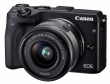 Canon EOS M3 + ob. 18-55 IS STM