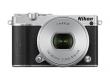 Nikon 1 J5 + ob. 10-30mm VR PD-ZOOM srebrny
