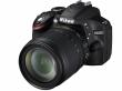 Nikon D3200 czarny + ob. 18-105 VR