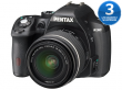 PentaxK-50 + ob. DAL 18-55 WR czarny