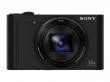 Sony DSC-WX500 czarny