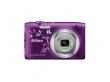 Nikon Coolpix S2900 fioletowy z grafiką