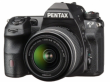 Pentax K-3 II czarny + ob. DA 18-55 WR