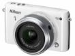 Nikon 1 S2 + ob. 11-27.5mm + ob. 30-110 biały