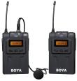 BOYA Mikrofon pojemnościowy BY-WM6 zestaw bezprzewodowy BY-WM5