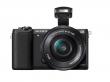Sony A5100 (ILCE5100) + ob. 16-50 czarny