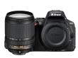 Nikon D5500 czarny + ob. 18-140 VR