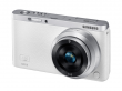 Samsung NX mini biały + ob. 9 mm f:/3.5