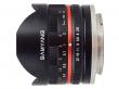 Samyang 8 mm f/2.8 UMC Fish-eye II / Canon M czarny