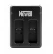 Newell Ładowarka dwukanałowa do akumulatorów AABAT-001 dedykowana do GoPro Hero 5 Black