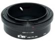 JJC Adapter bagnetowy Sony NEX (E) / Canon FD - LMA-FD_EM