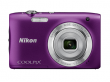 Nikon Coolpix S2900 fioletowy
