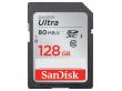 Sandisk ULTRA SDXC 128 GB 80MB/s C10 UHS-I