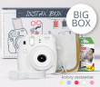 FujiFilm INSTAX BIG BOX 2017 biały