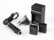 PRO-mounts Zestaw Battery Kit HERO3 i HERO3+ - ładowarka i 2 akumulatory - otwarte pudełko