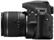 Lustrzanka Nikon D3400 + ob. 18-55mm f/3.5-5.6G